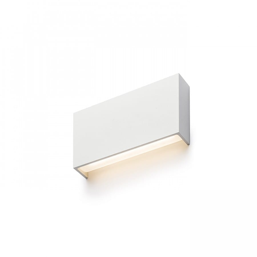 Sieninis LED šviestuvas Torino White