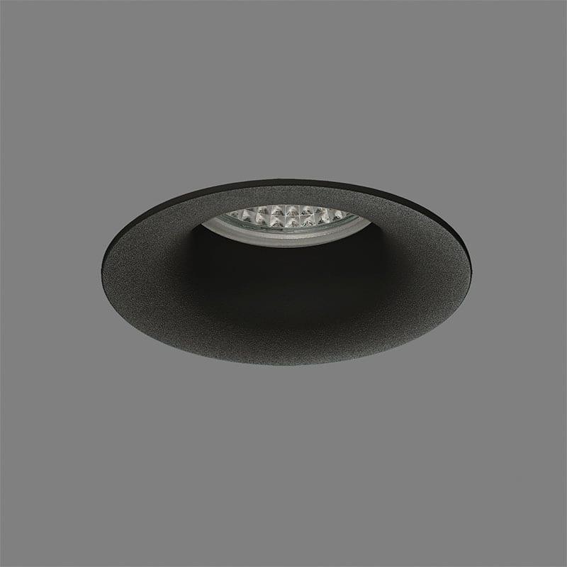 Įmontuojamas šviestuvas WINKA juodas