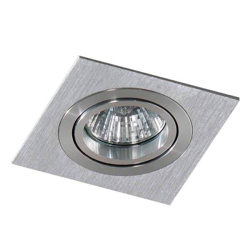 Įmontuojamas kryptinis šviestuvas Caro SQ Aluminium