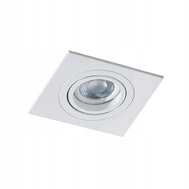Įmontuojamas kryptinis šviestuvas Caro SQ White