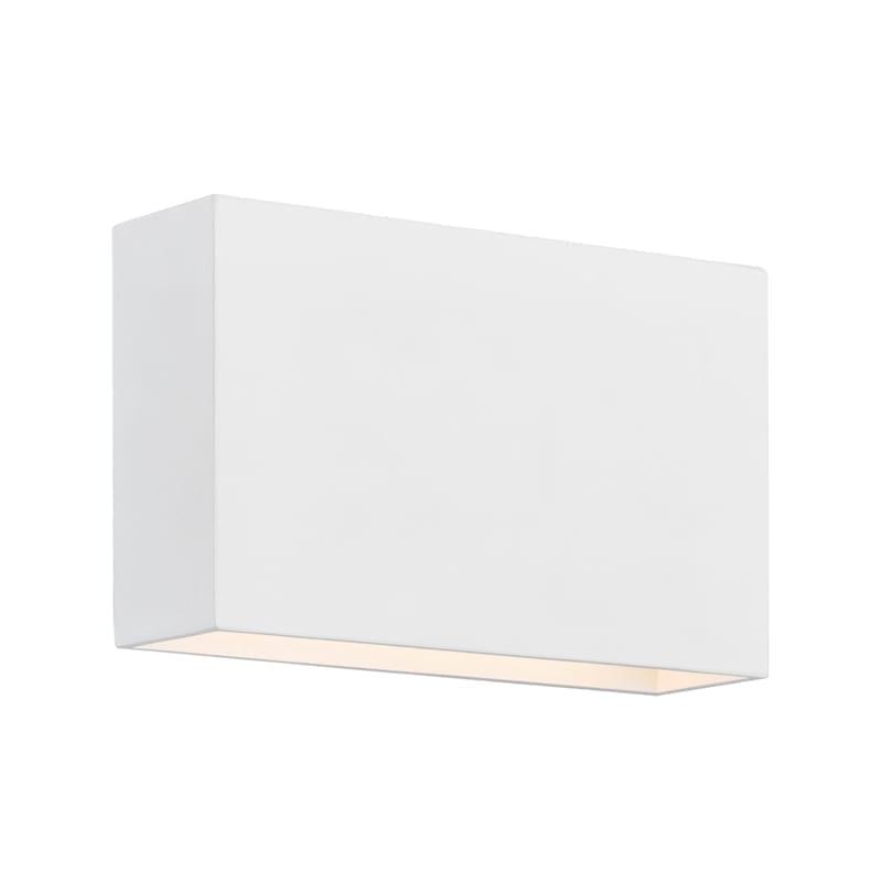 Sieninis šviestuvas Nevada White