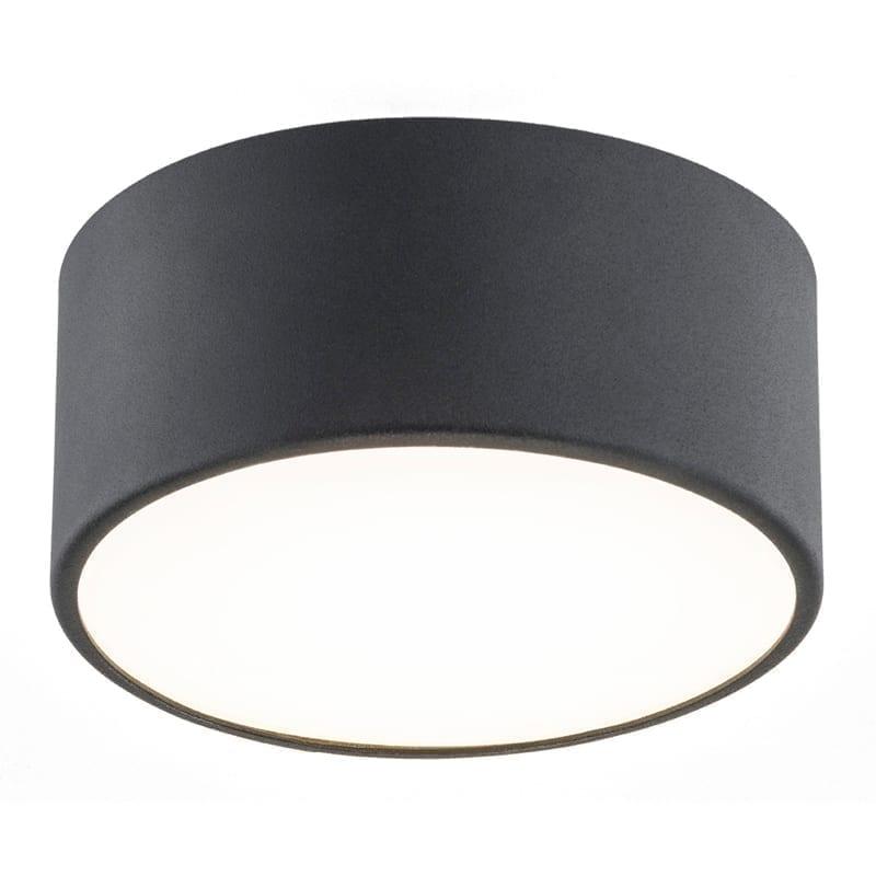 Lubinis šviestuvas Vichy Black ø17