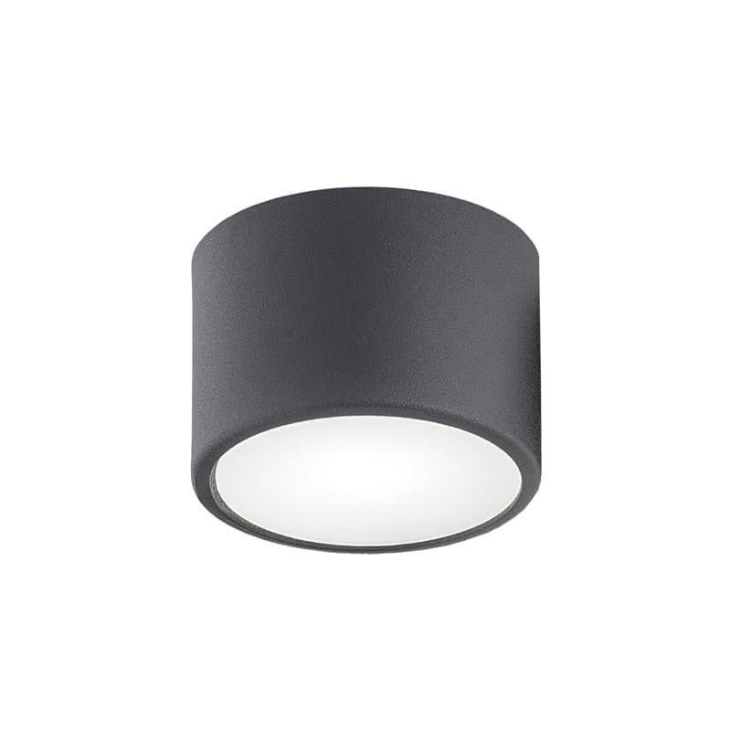 Lubinis šviestuvas Vichy Black ø11