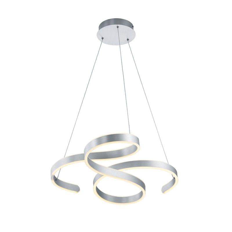 Pakabinamas LED šviestuvas Francis Brushed Aliuminium