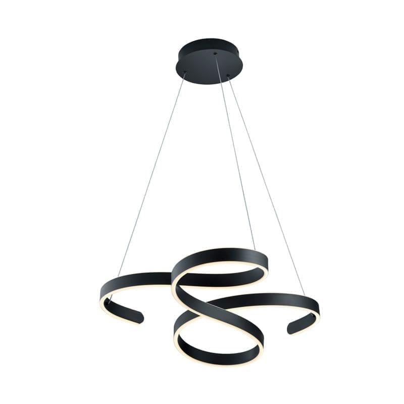 Pakabinamas LED šviestuvas Francis Anthracite
