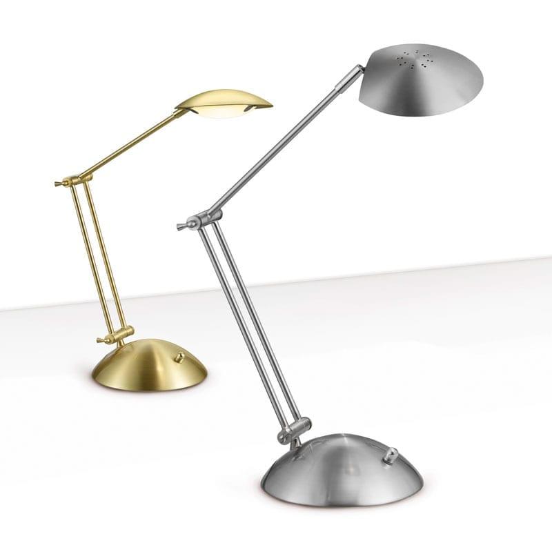 Stalinis LED šviestuvas Calcio Matt Brass