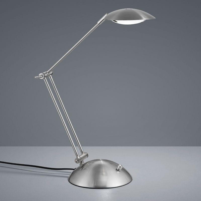 Stalinis LED šviestuvas Calcio Matt Nickel