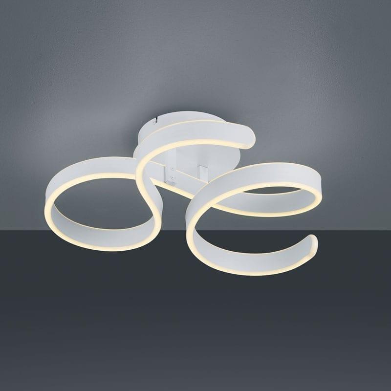 Lubinis LED šviestuvas Francis Matt White