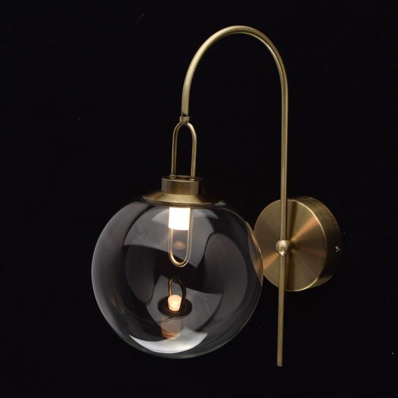 Sieninis LED šviestuvas Megapolis Cottbus 657021501