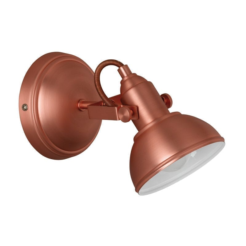 Sieninis šviestuvas Gina Copper