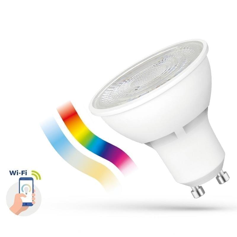 Išmanioji LED lemputė GU10 5W