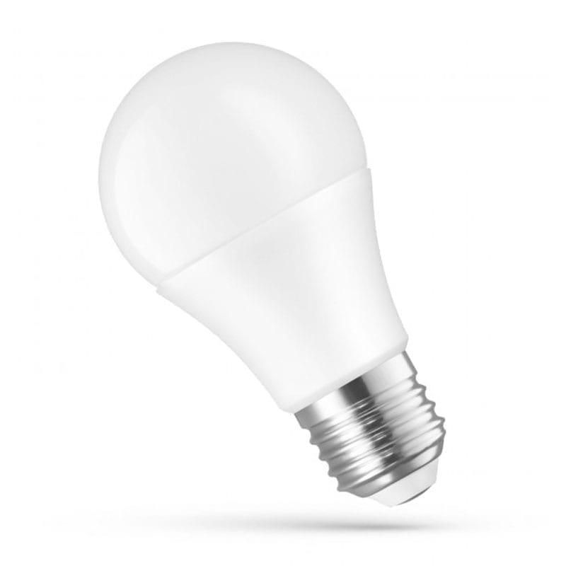 Išmanioji LED lemputė GLS RGBW 9W E27