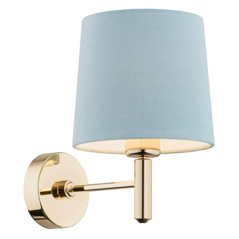 Sieninis šviestuvas Ponte Light Blue