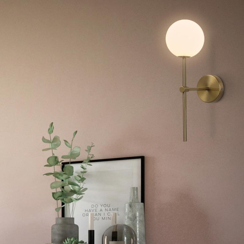 Sieninis šviestuvas Doris