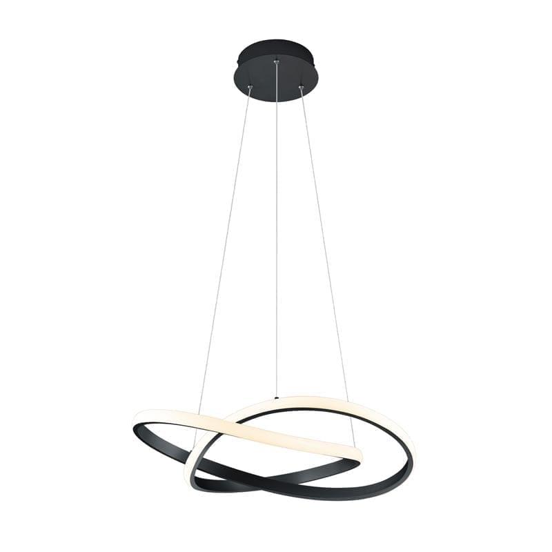 Pakabinamas LED šviestuvas Course Black