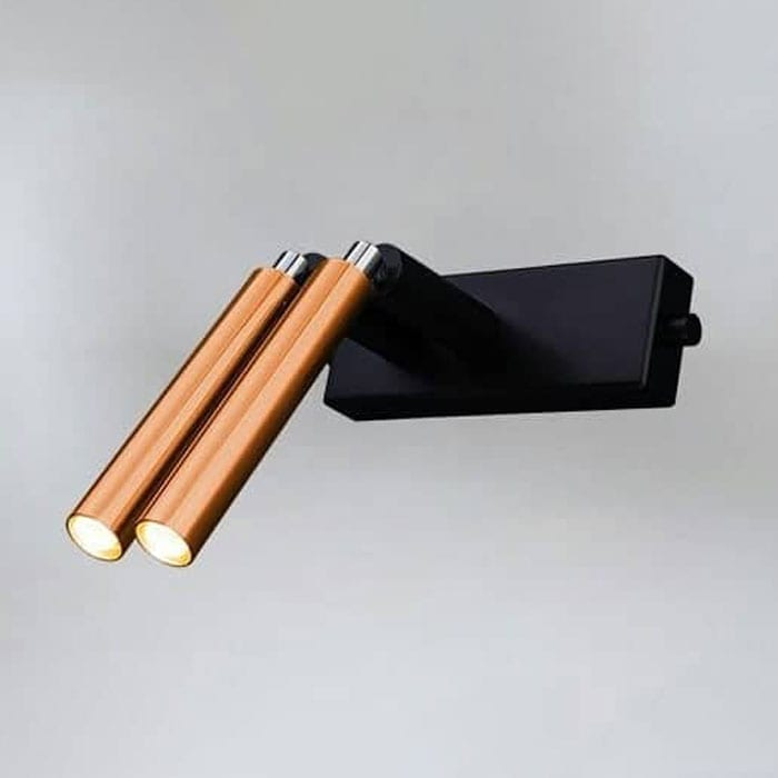 Sieninis šviestuvas E Copper 9336