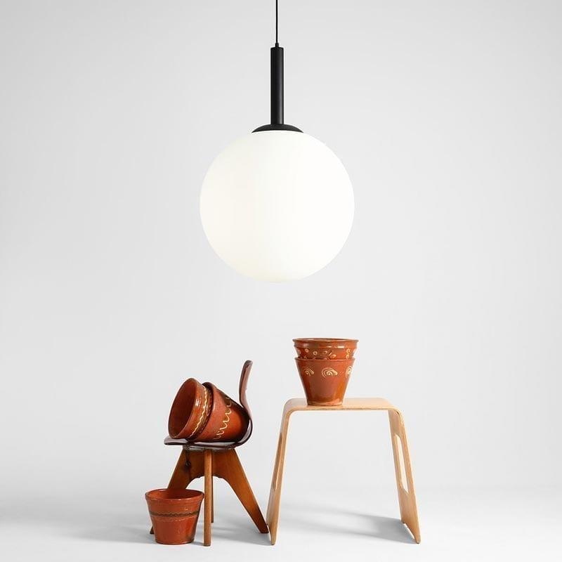 Pakabinamas šviestuvas Balia Black ⌀50