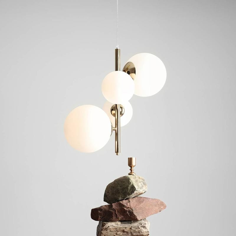 Pakabinamas šviestuvas Balia Gold 4
