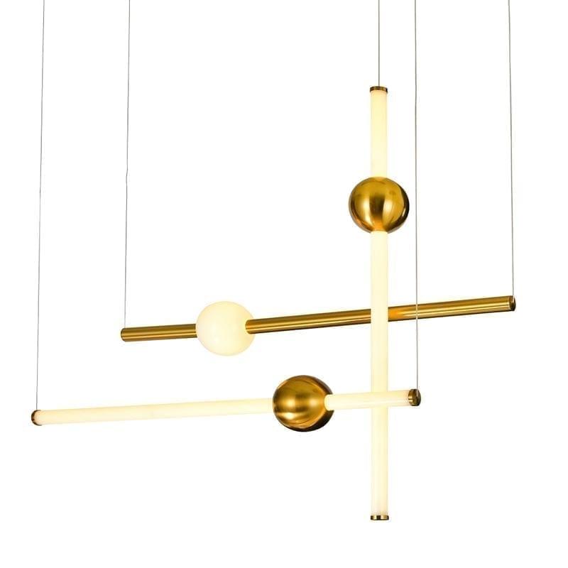 Pakabinamas LED šviestuvas Halling PND-16357-CA-3