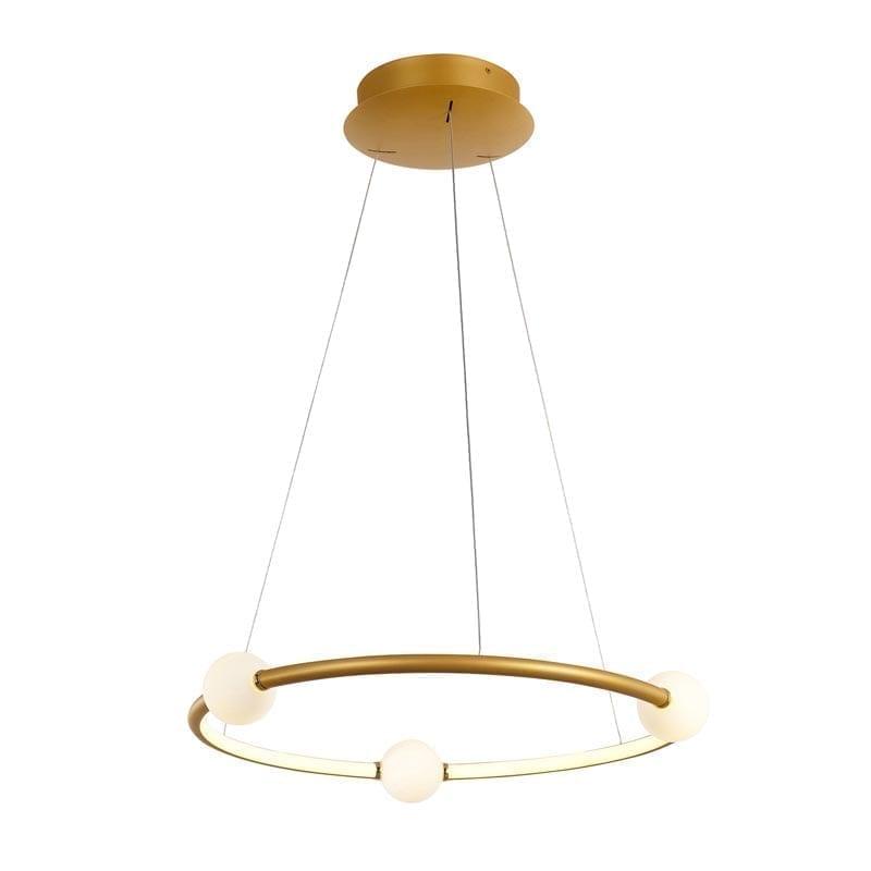 Pakabinamas LED šviestuvas Lozanna 1A Gold