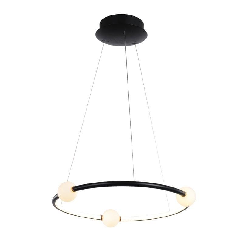 Pakabinamas LED šviestuvas Lozanna 1A Black