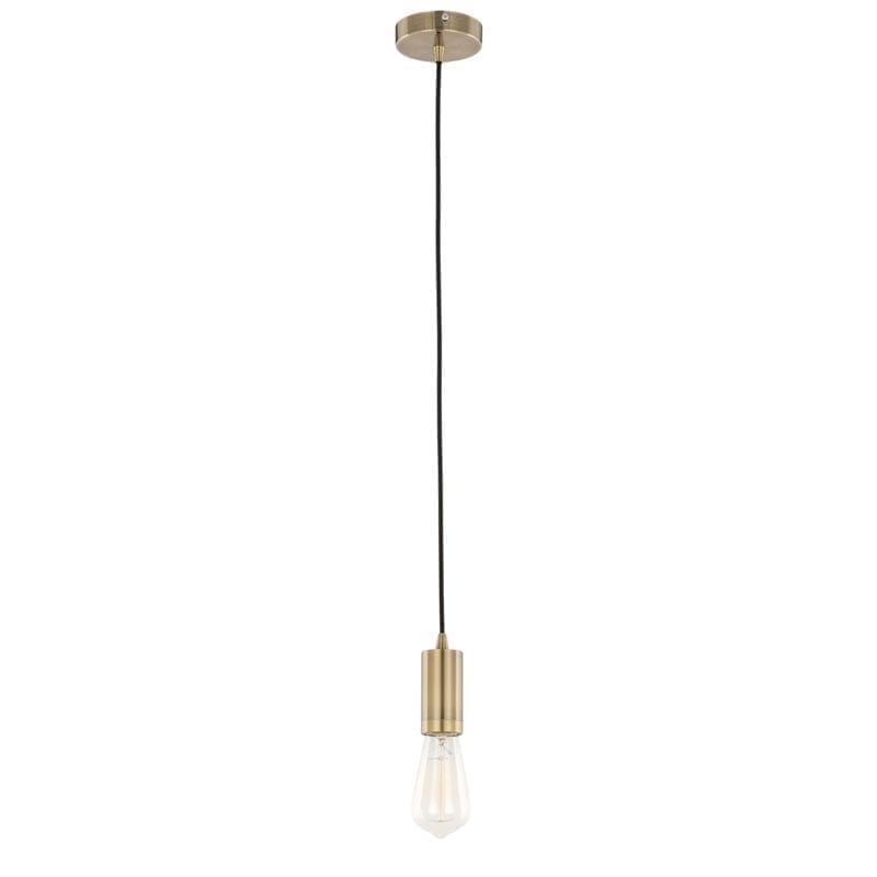 Pakabinamas šviestuvas Moderna Antique Brass
