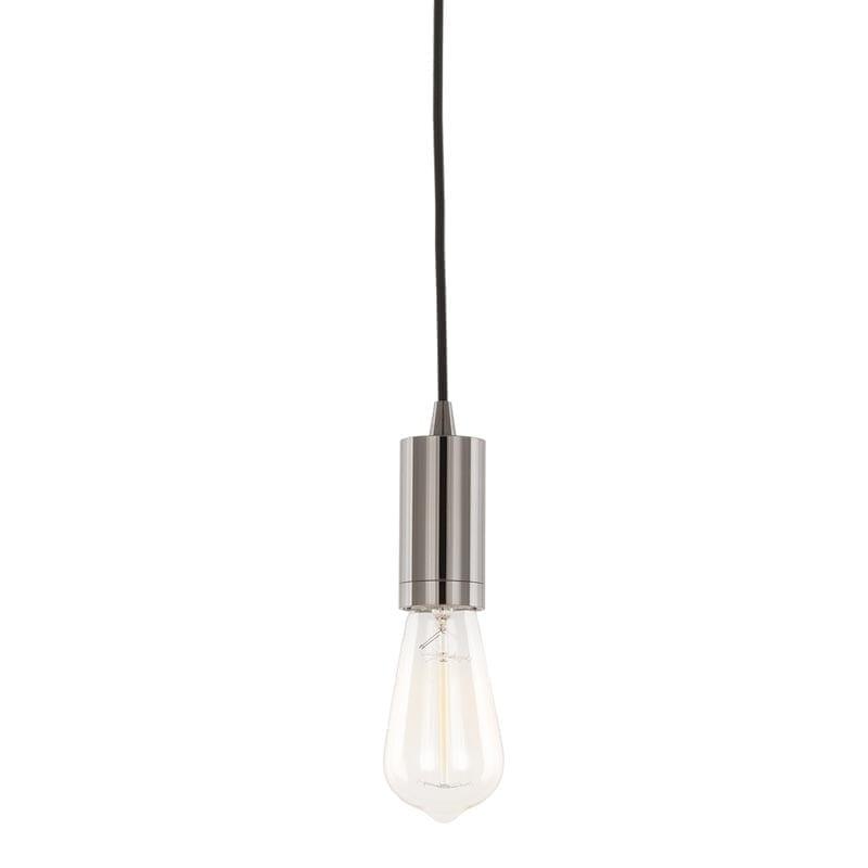 Pakabinamas šviestuvas Moderna Shiny Black