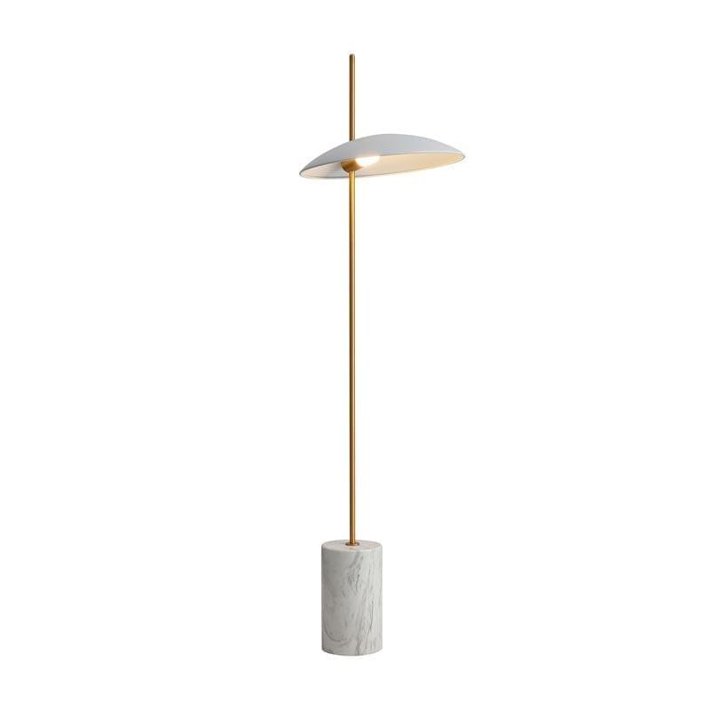 Pastatomas LED šviestuvas Vilai White Gold