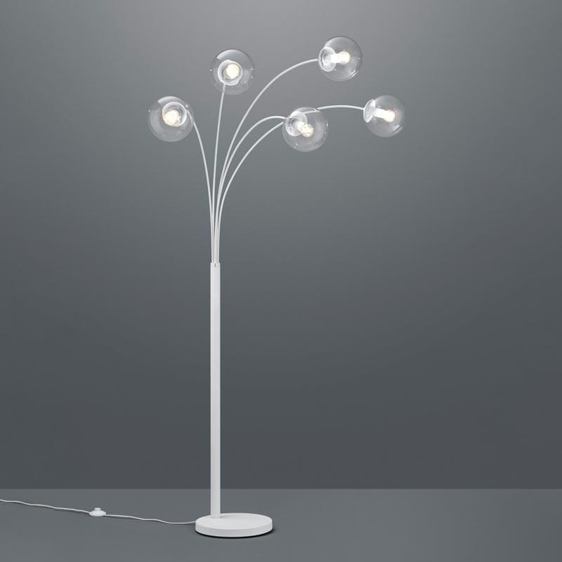 Pastatomas šviestuvas Balini White