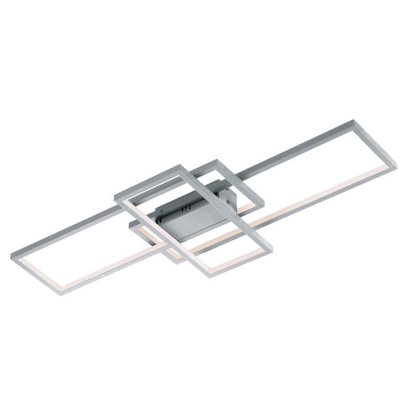 Lubinis LED šviestuvas Thiago Nickel