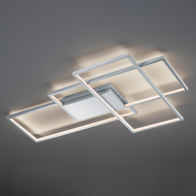 Lubinis LED šviestuvas Thiago Nickel V2