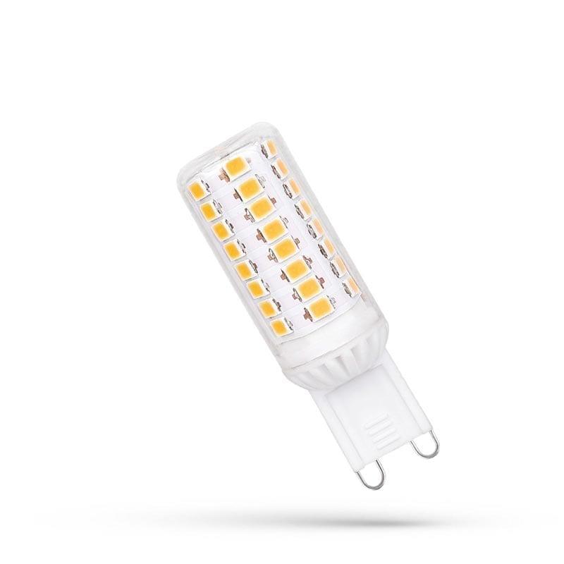 4,5W G9 LED lemputė Premium
