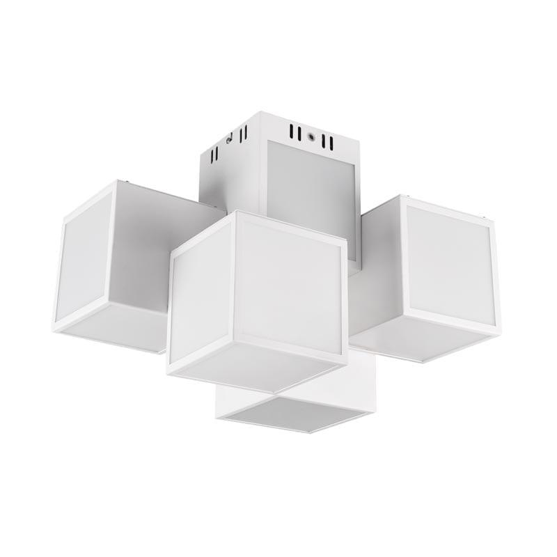 Lubinis LED šviestuvas Oscar White V2