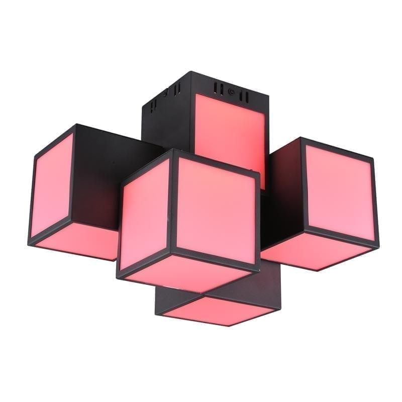 Lubinis LED šviestuvas Oscar Black V2