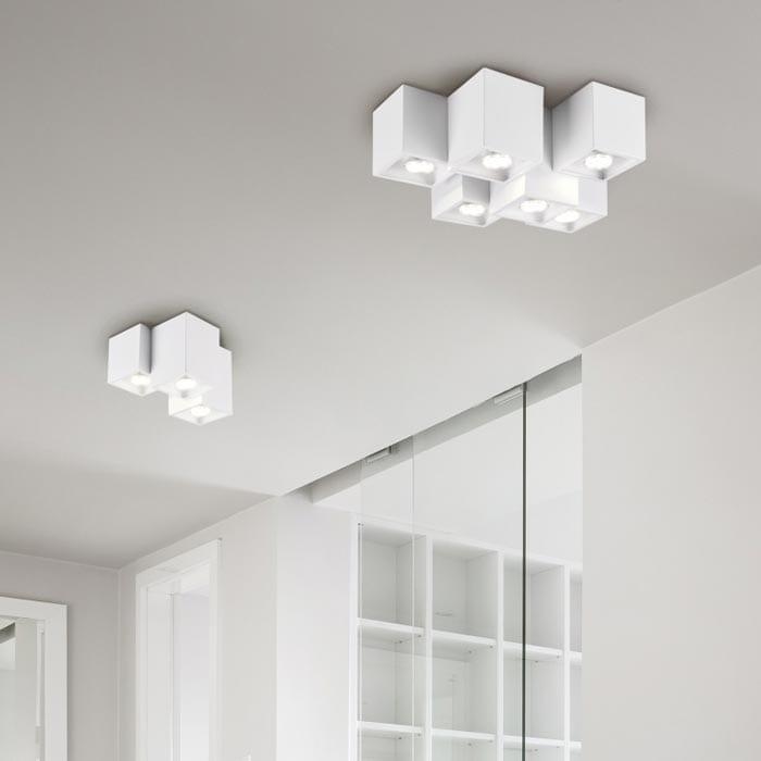 Lubinis šviestuvas Fernando White 6