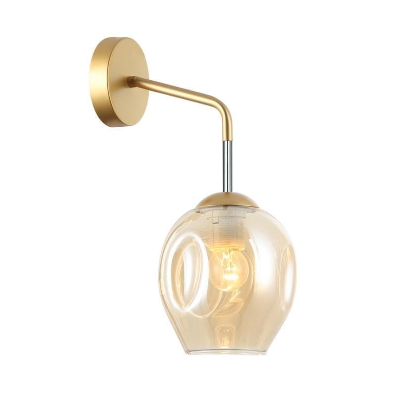 Sieninis šviestuvas Borgo Amber