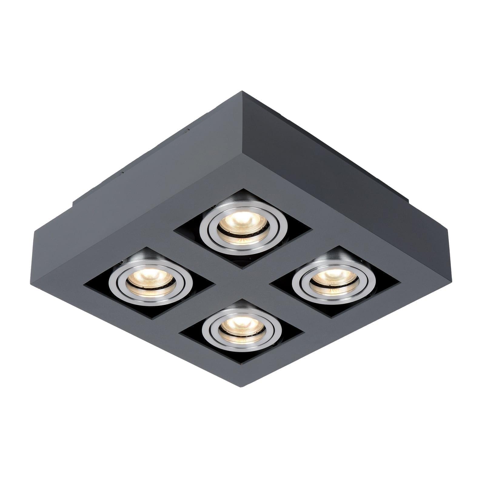 Lubinis šviestuvas Casemiro 4 BK