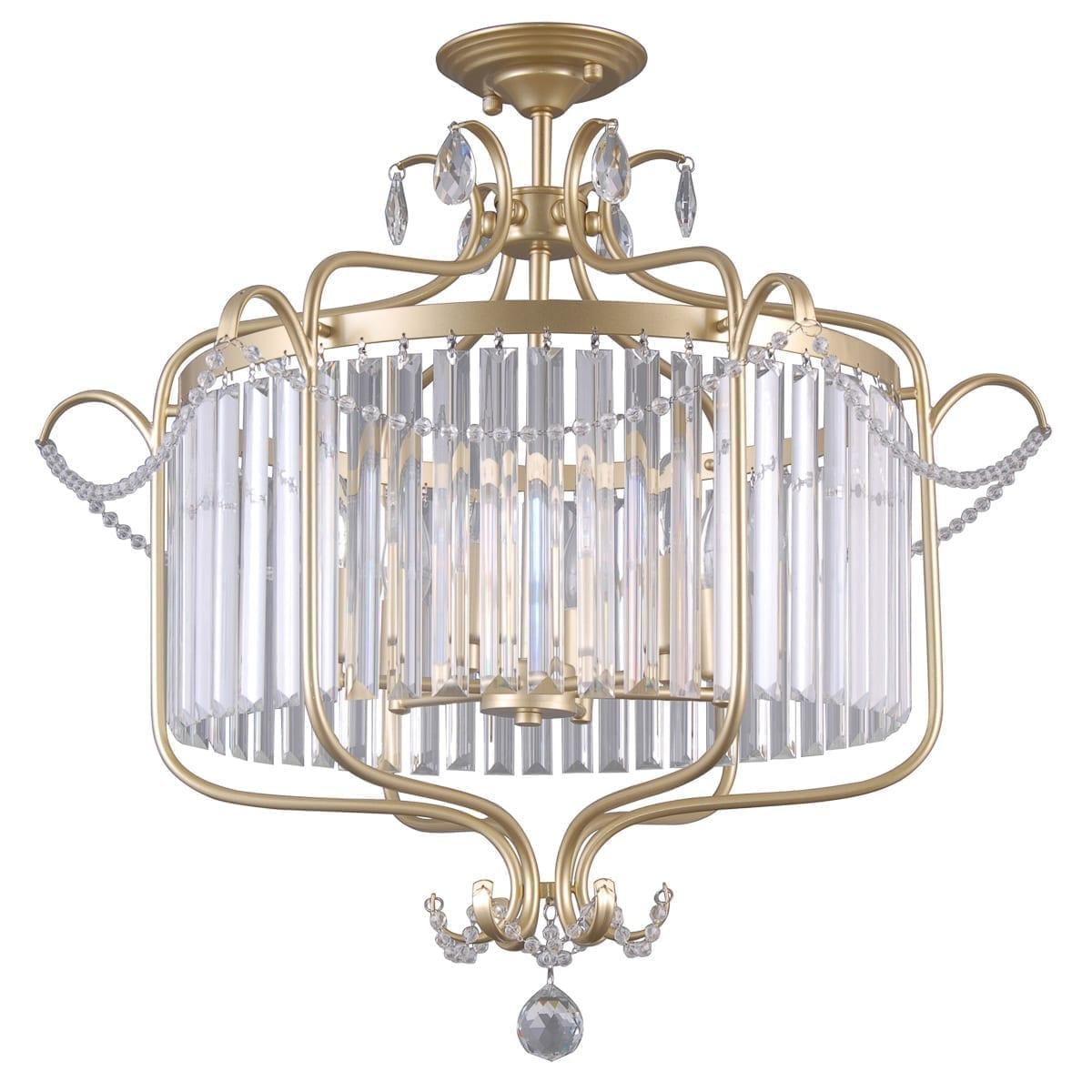 Lubinis šviestuvas Rinaldo 6 Gold