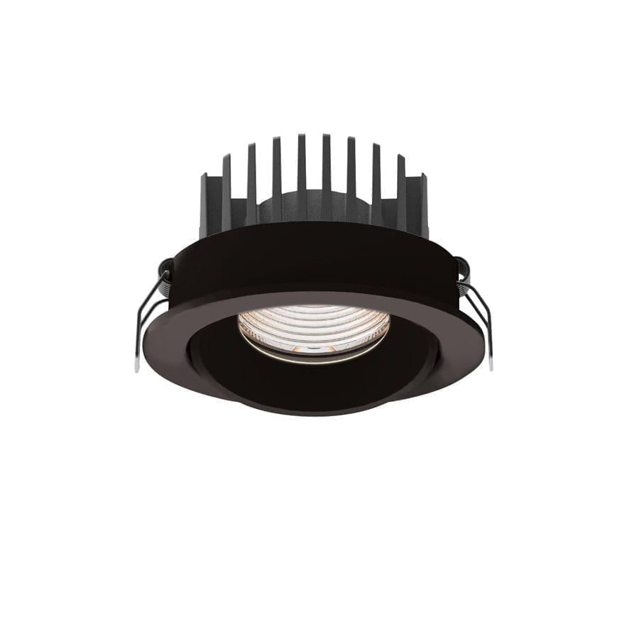Įmontuojamas kryptinis LED šviestuvas Cyklop BK