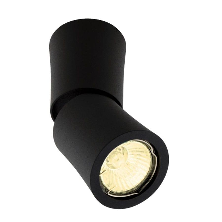 Lubinis kryptinis šviestuvas Dot BK