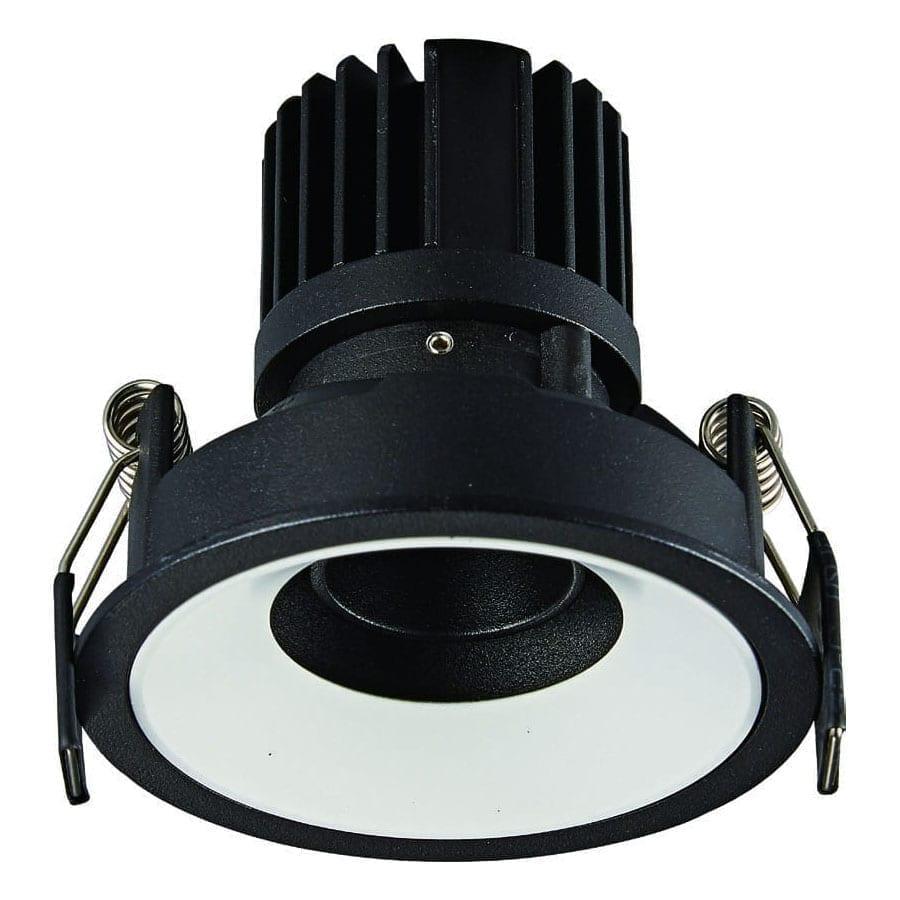 Įmontuojamas kryptinis LED šviestuvas Galexo BK