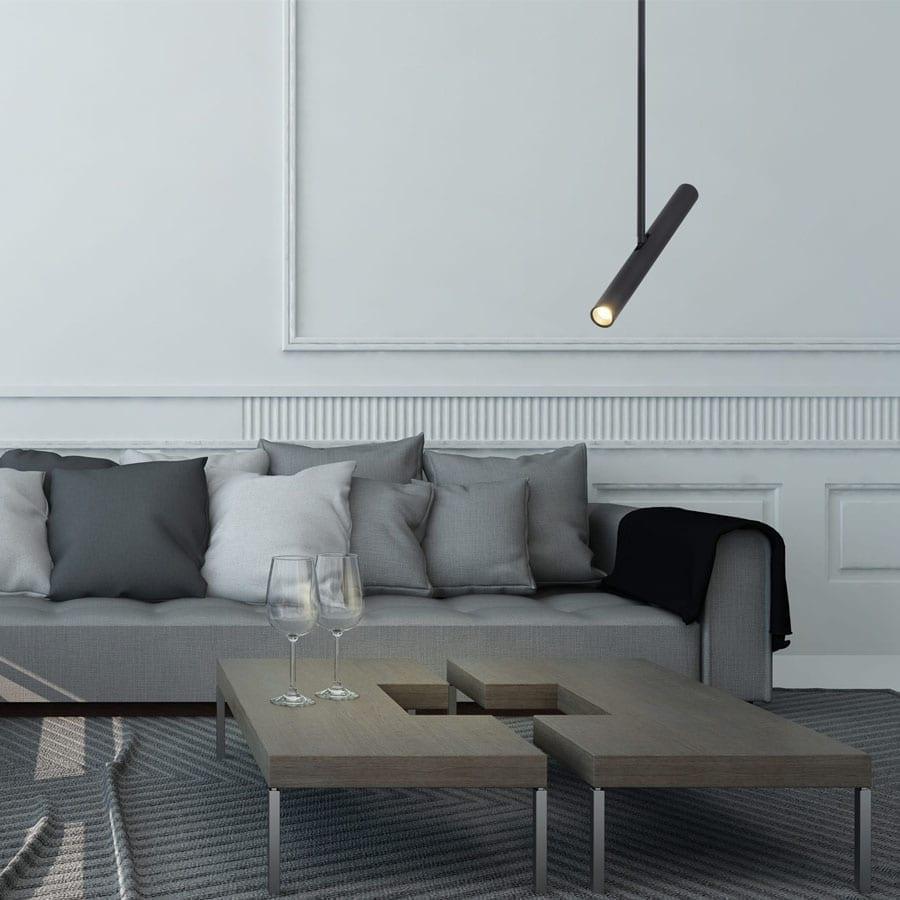 Pakabinamas kryptinis LED šviestuvas Figaro