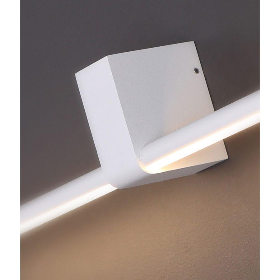 Sieninis šviestuvas FINGERRD60 WH