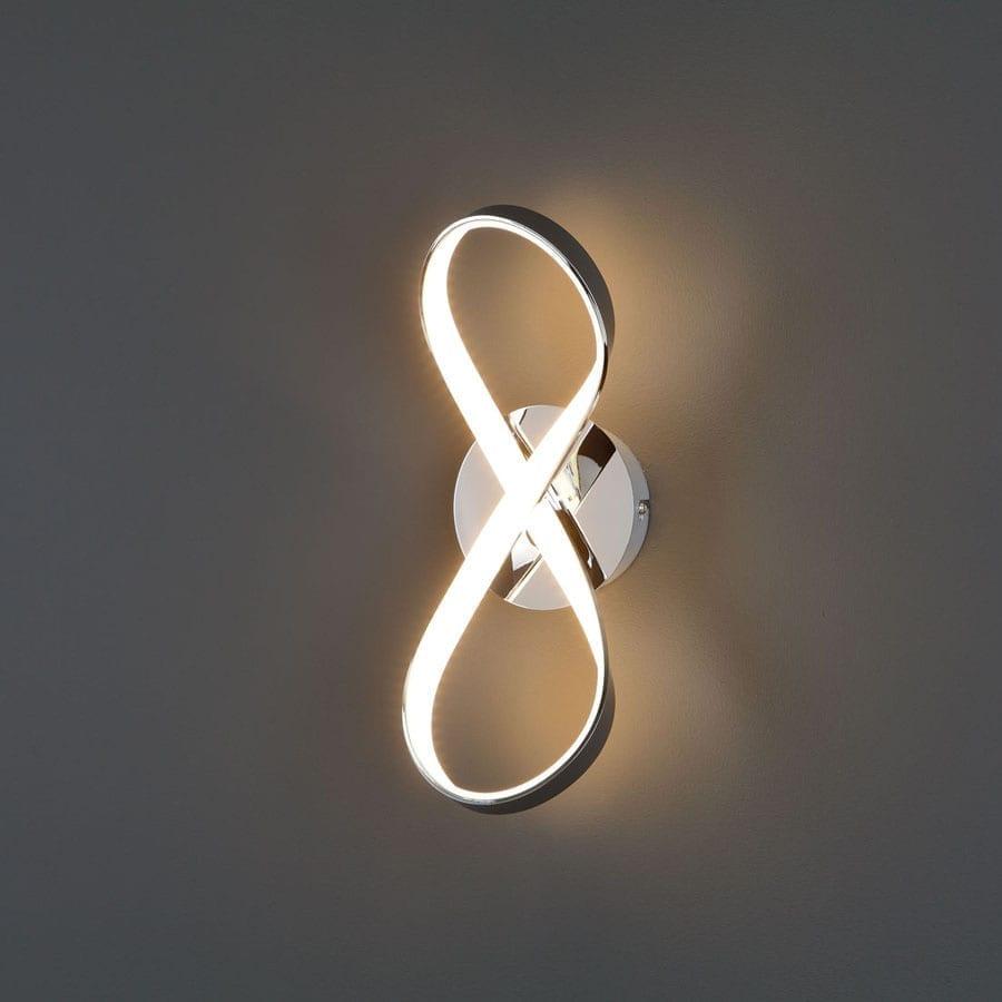 Sieninis LED šviestuvas Infinity