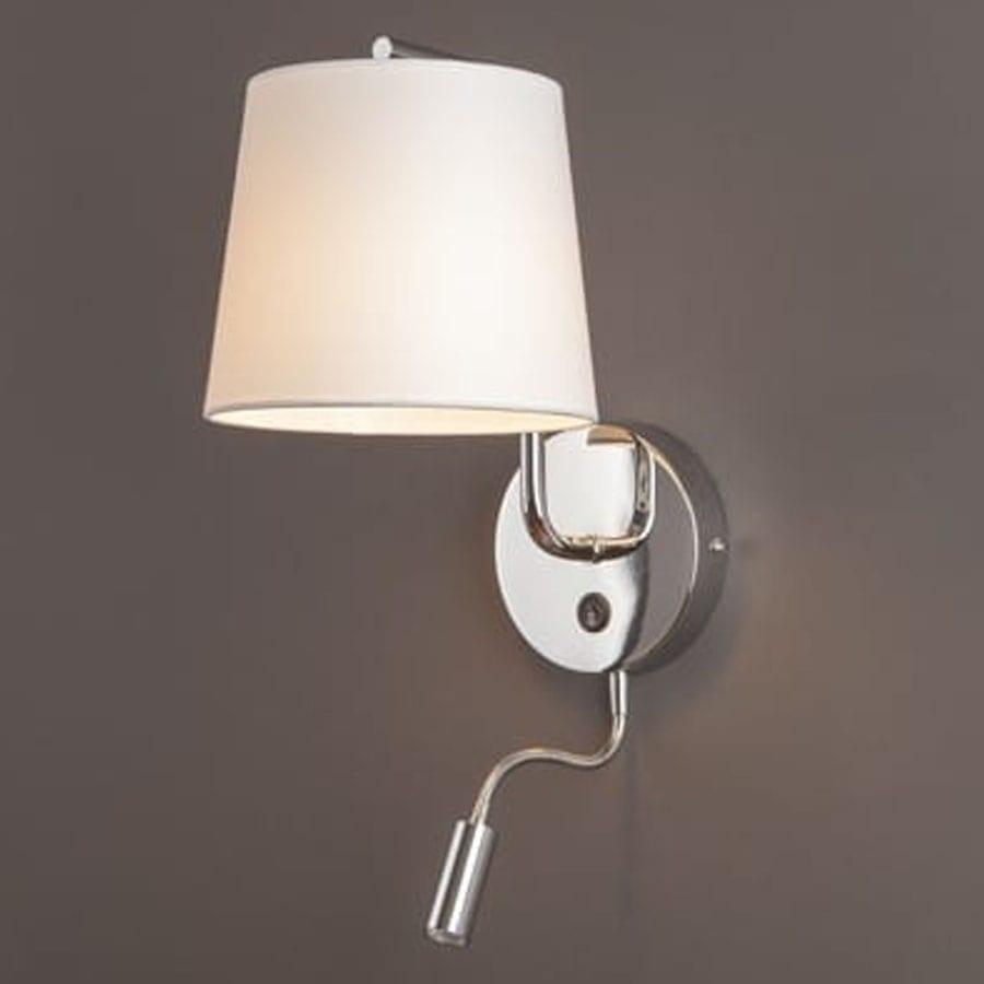 Sieninis šviestuvas Chicago CH + LED