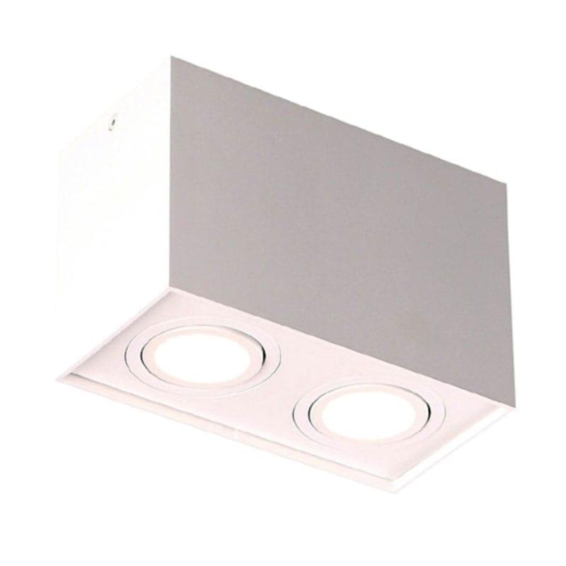 Lubinis kryptinis šviestuvas Basic Square 2