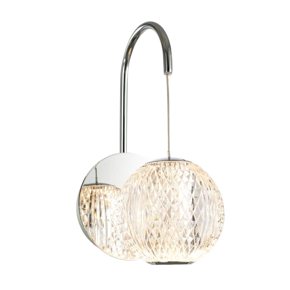 Sieninis LED šviestuvas Rosario CH