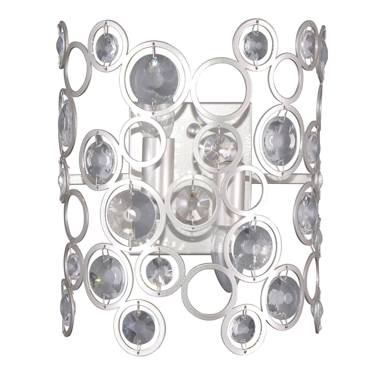 Sieninis šviestuvas Nardo Silver