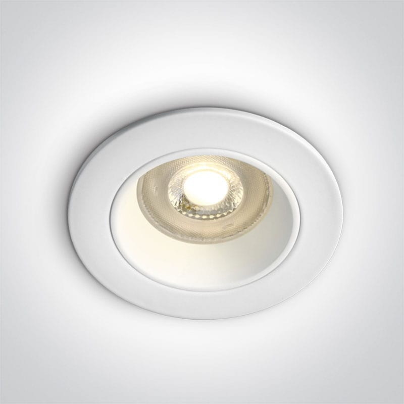 Įmontuojamas šviestuvas 10105D3/W