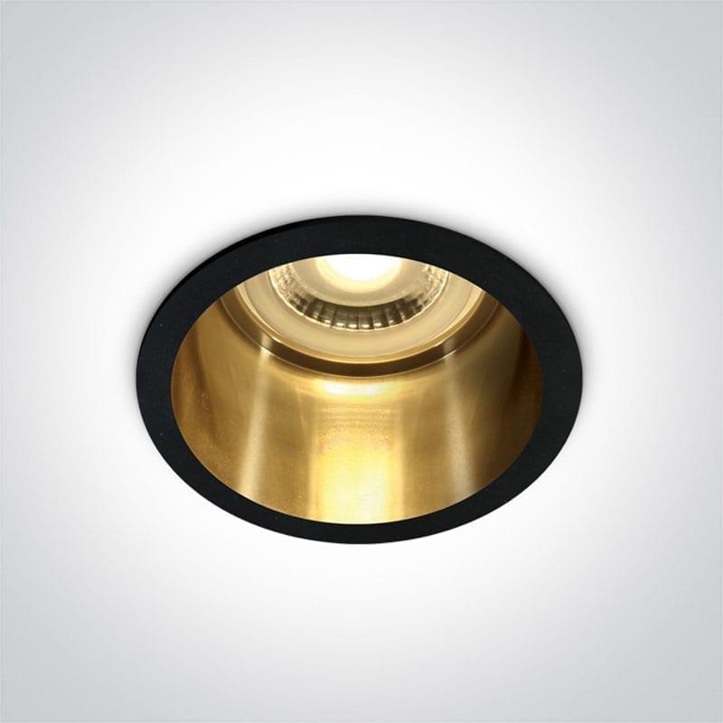 Įmontuojamas šviestuvas 10105D8/B/GL